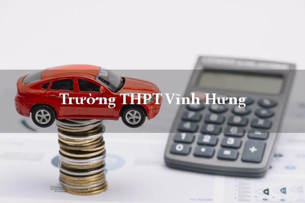 Trường THPT Vĩnh Hưng Long An