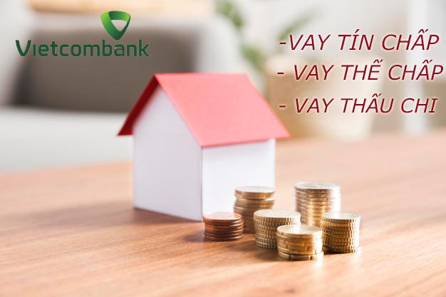 Hướng dẫn vay tiền Vietcombank 2021