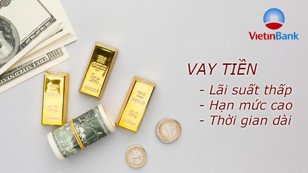 Hướng dẫn vay tiền VietinBank không thế chấp