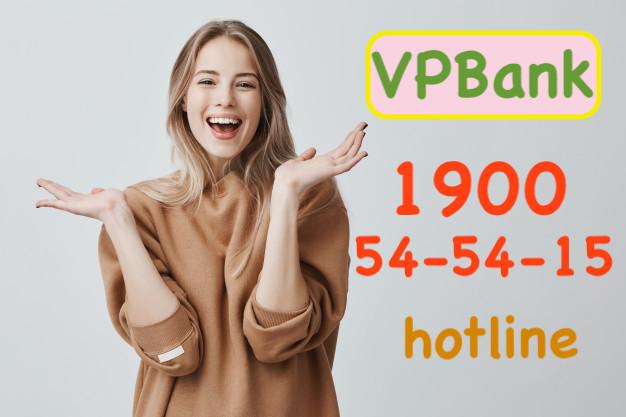 Hotline VpBank Online 247 - Số Tổng đài ngân hàng VPBank